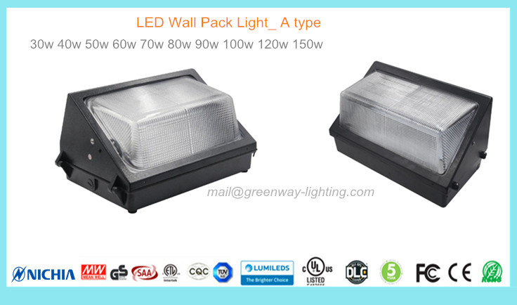 LED Wall Pack Light- A type
