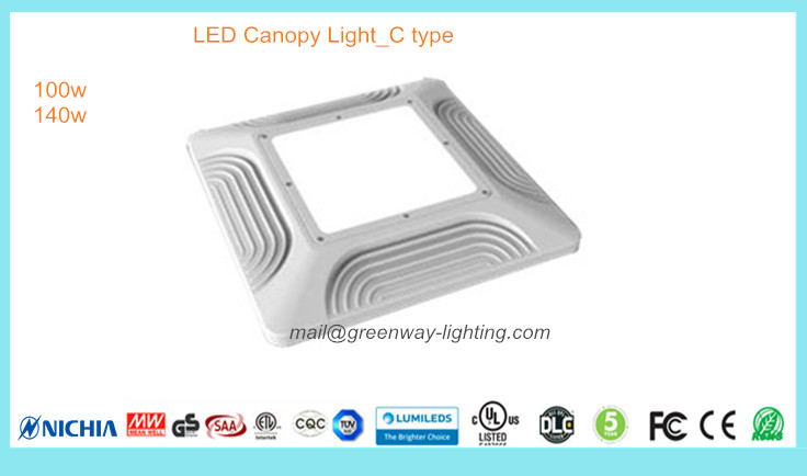 LED Canopy Light C type